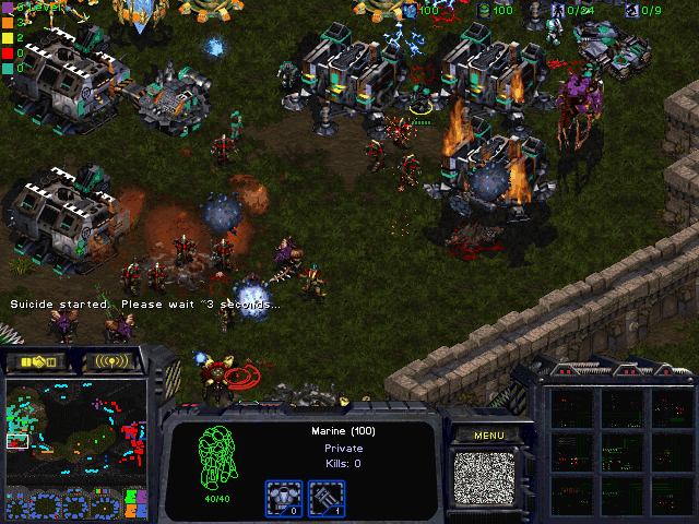Download StarCraft Map: Team Micro Melee, Team Micro Arena