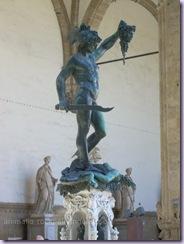 Perseo con la testa di Medusa - Cellini