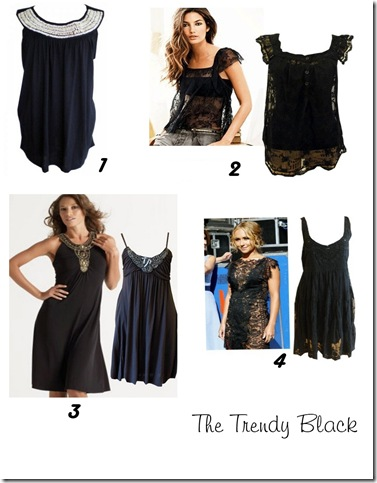 The Trendy Black