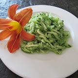 Garkensalat ohne Öl