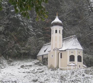 Kapelle Sachrang