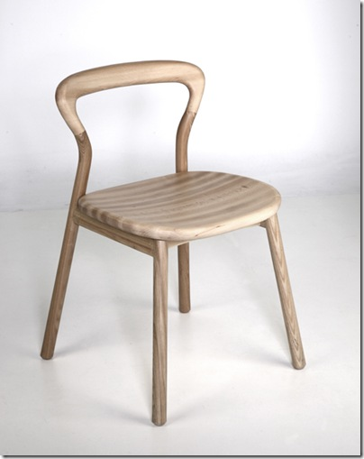 B Curve Chair2