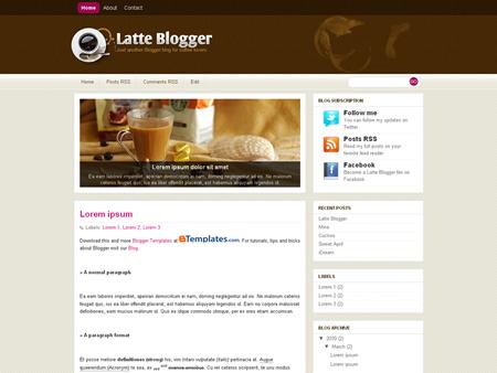 LatteBlogger