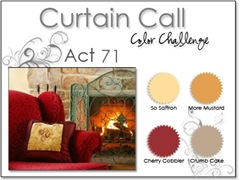 curtain call 71 red chair at raftertales.com
