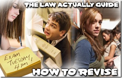 Law Actually Revision Guide