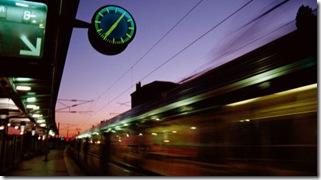 train late