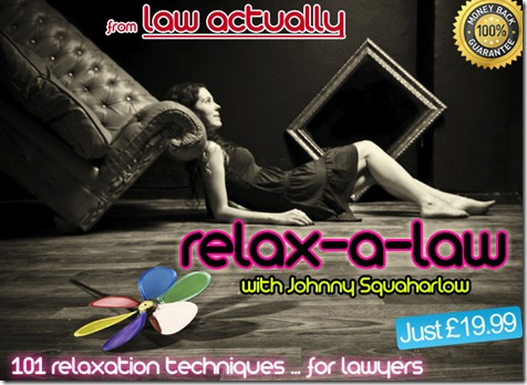 relax a law graphic