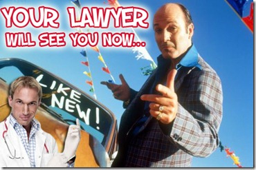 embarrassing lawyers - legal roadshow