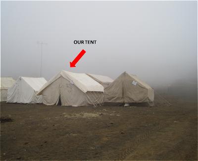ISRU-tent