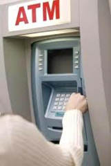 Axis Bank atm center in Chennai.