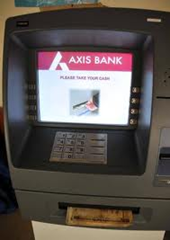 Axis Bank atm center in Ahmedabad