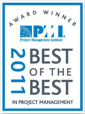 Apply for Project Management Institute – Professional Award 2011
