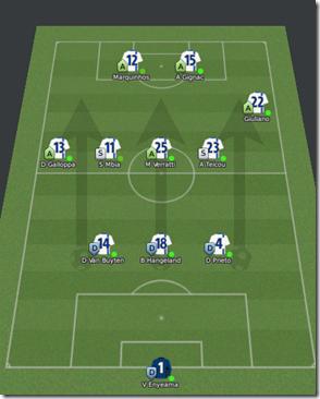 Home team selection, Leeds