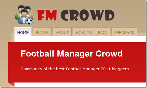 Welcome to FM Crowd