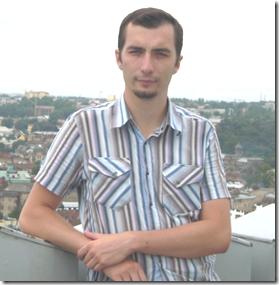 Vitaliy Mokosiy - True Football Manager author