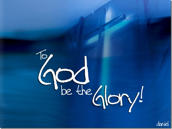 to-god-be-the-glory