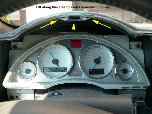 service manual  how to remove dash from a 2006 buick rainier  service manual how to remove 2006 Buick Rainier Amplifier Location 2006 Buick Rainier Amplifier Location