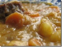 Patatas con Chorizo: Pinta Final