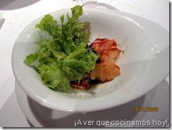 La Huertona - Ensalada de Bogavante