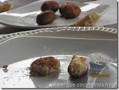 El Molin de Mingo - Croquetas de compango