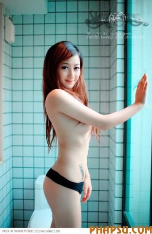 Moko Top Girl Xu Ying Leaked Model Nude Photo Scandal Part 2 www.phapsu.com 015.jpg