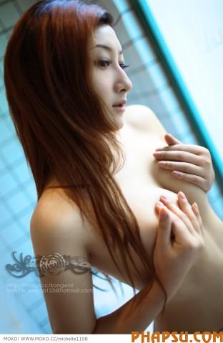 Moko Top Girl Xu Ying Leaked Model Nude Photo Scandal Part 2 www.phapsu.com 016.jpg