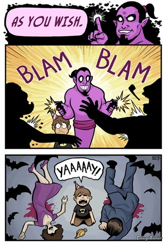 Deseo Ser Batman 2