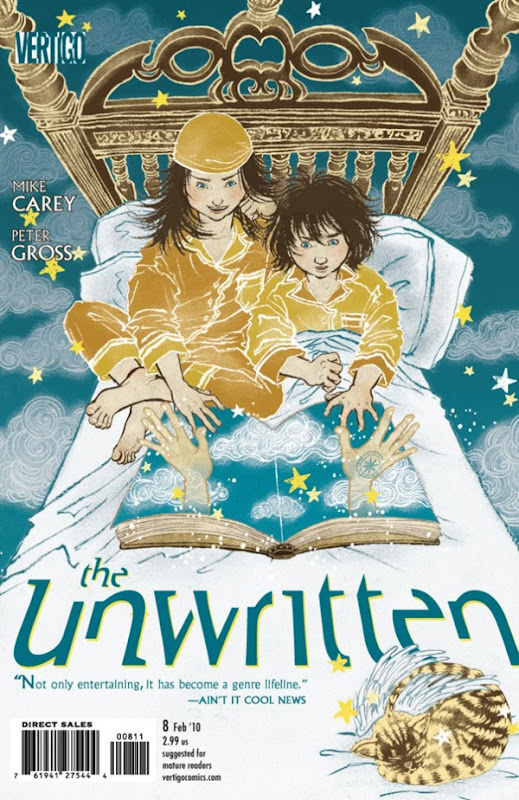The Unwritten5