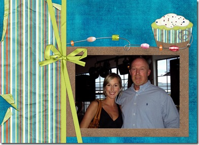 Dads bday collage