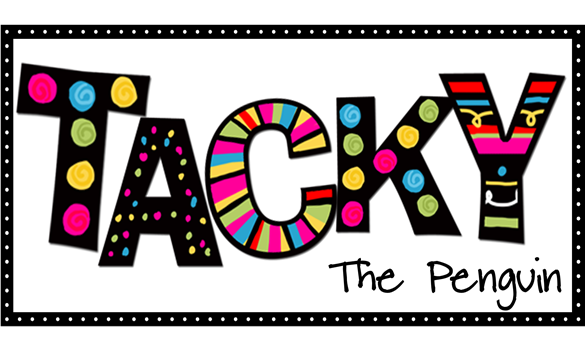 Tacky the Penguin Header