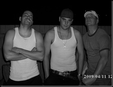 Just the Guys BW