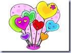 Balloon Boquet Clip Art