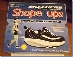 Shape Up Box