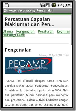 pecamp-mobile