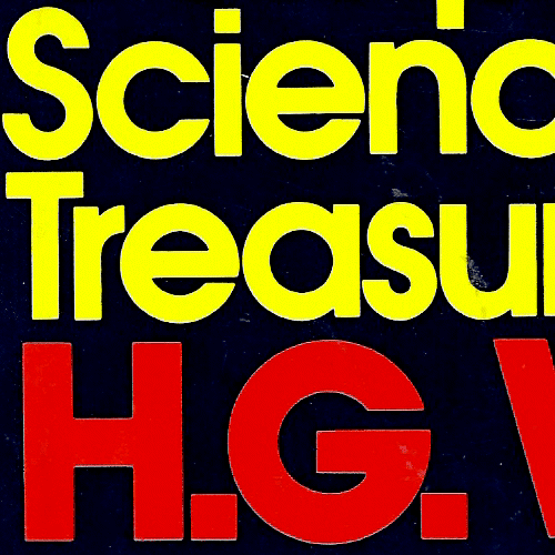The Complete Science Fiction Treasury by H.G. Wells