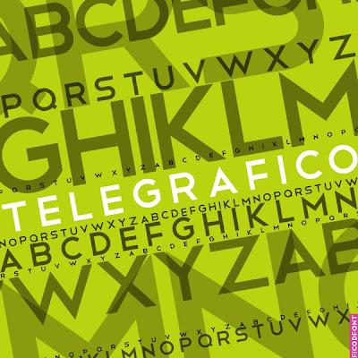 Telegraphico Font