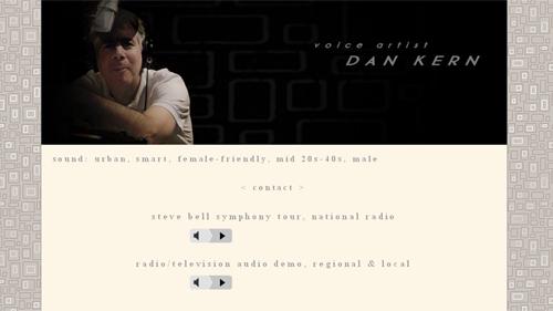 Dan Kern, Writer Storyteller
