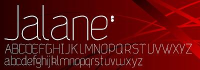 Jalane Font