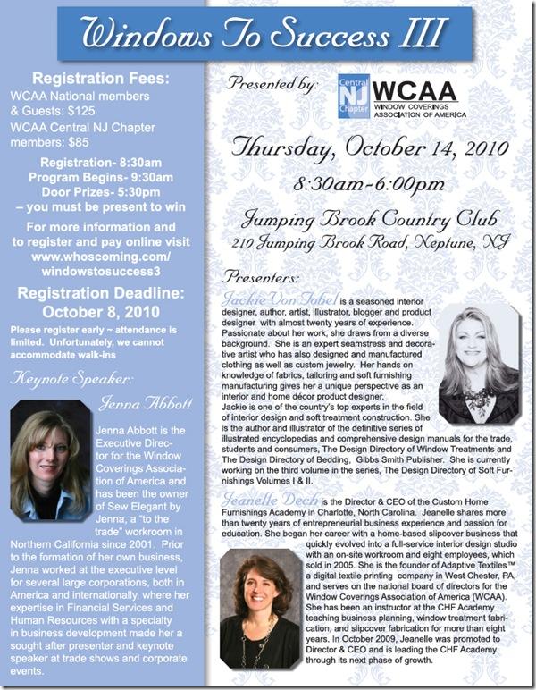 NJ WCAA Event1