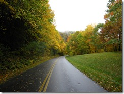 Fall Colors along the Blue Ridge Parkway 2009