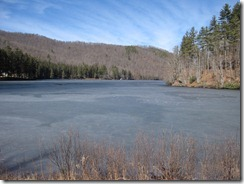 Frozen Lake Logan
