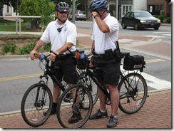 Waynesville Police Cyclists!