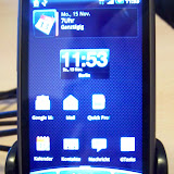 HTC Desire in Ladestation LC4-HDES jetzt funktioniert auch USB