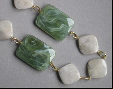 collana verde 1