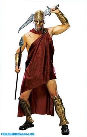 disfraz-de-Espartano-300-pelicula