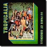"""s11  sp 23-11-05  caderno2  oe  Capa do disco """"Tropicália ou Panis et Circencis"""" - reprodução"""