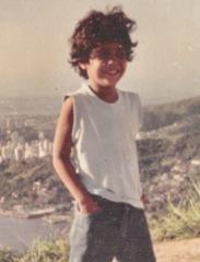 Renan com 5 anos
