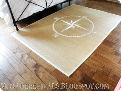 For The Love Of Painted Rugs Domestically Speaking
