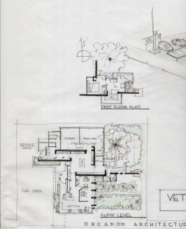 Parnell Vets Floor Plans