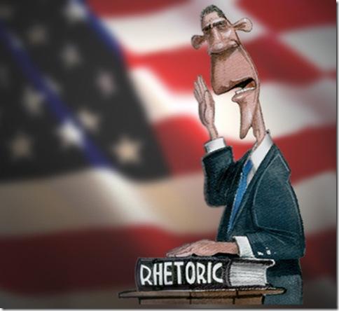 Obama Oath, by John Cox